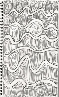 Here are a few designs from my sketch book Leaves……always a favorite Organic Background Filler Vertical Hairbands Bubbles Swirls and Curls Filler Clam shells and Swir Machine Quilting Patterns, Longarm Quilting, Free Motion Quilting, Quilting Tips, Hand Quilting, Quilt Patterns, Doodle Patterns, Zentangle Patterns, Patchwork Quilt
