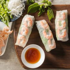 Vietnamese Summer Rolls (Goi Cuon) | Cook's Illustrated