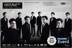 EXO Planet #2 The EXO'luxion  EXO Planet #2 The EXO'luxion will be organized at Stadium Merdeka Kuala Lumpur on 12 March 2016.* For online registration, please visit this website http://www.ticketcharge.com.my/en/current-events/ex ...  https://www.cloudhax.com/event/listing/details/4769