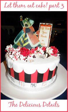 Let them eat cake part 3 The Delicious Details  #Disney #Travel #Quote