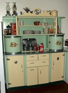 1000 Images About House Kitchen Vintage On Pinterest
