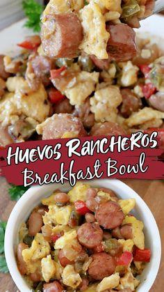 Breakfast Time, Breakfast Dishes, Best Breakfast, Breakfast Potluck, Breakfast Cooking, Easy Chicken Dinner Recipes, Chicken Breakfast Recipes, Mexican Breakfast Recipes, Healthy Meals For One