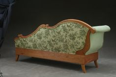 The Fainting couch by venuswoodwork on Etsy, $2000.00