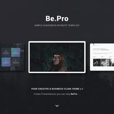 "Check out this @Behance project: ""Be.Pro v1 Business Theme"" https://www.behance.net/gallery/43416649/BePro-v1-Business-Theme"