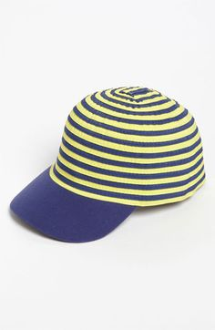 Collection XIIX Grosgrain Stripe Baseball Cap | Nordstrom