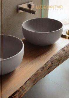 Porseleinen waskom Shui van Cielo - Product in beeld - - Startpagina voor badkamer ideeën | UW-badkamer.nl