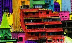 A exposição coletiva Urbanicidade fica em cartaz no Espaço Cultural Olho da Rua, de 23 de março a 23 de maio.