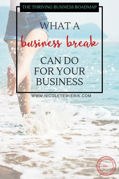 How can taking a break from your business be the most important thing you do for your growth? Business Coaching, Business Goals, Business Branding, Business Tips, Online Business, Online Entrepreneur, Business Entrepreneur, Sales And Marketing, Online Marketing