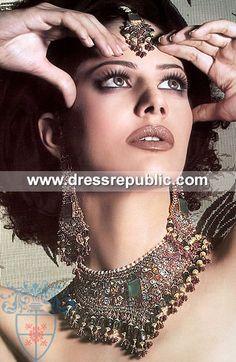 Style DRJ1022, Product code: DRJ1022, by www.dressrepublic.com - Keywords: Pakistani Jewellery Designers, Khawer Iqbal, Jewelry Designers
