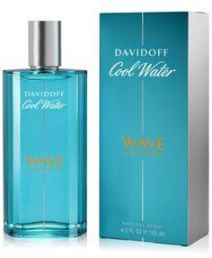 Davidoff Cool Water Wave Eau de Toilette, 4.2 oz