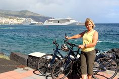 Teil 3: Santa Cruz de Tenerife - Funchal, Madeira. Die Route unserer Kreuzfahrt mit dem Luxusliner MS Europa 2 führte von Santa Cruz de Tenerife weiter über