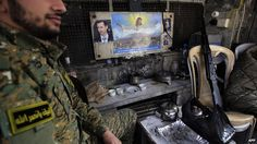 IN ASSOCIATION WITH   30 September 2014 Last updated at 19:54 ET Share this pagePrint ShareFacebookTwitter Syria: Assad loyalists concerned by rise of paramilitaries By Lina Sinjab BBC News, Damascus