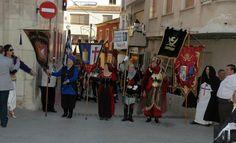 Fotos Abanilla 2013 en desfile de Trinitarios-Berberiscos