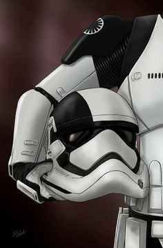Helmet Series: Execution Stormtrooper, By: Scott Zambelli