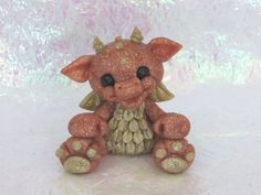 Rosie the dragon by jc2177 on Etsy