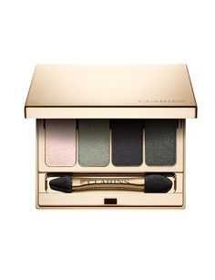 Clarins 4-Colour Eyeshadow Palette, No.06 Forest #Shoproads #onlineshopping #Eyes