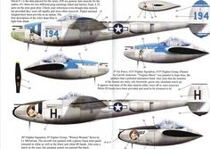 P38 Lightning Schemes