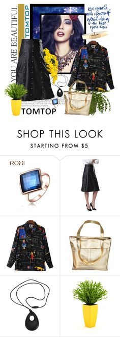 """TOMTOP+2"" by carola-corana ❤ liked on Polyvore featuring tomtop and tomtopstyle"