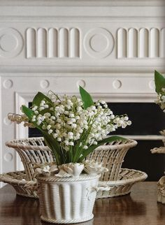 Carolyne Roehm | Lily of the Valley