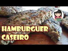 Hambúrguer Caseiro - Receita do Dia-Dia - Dika da Naka - YouTube