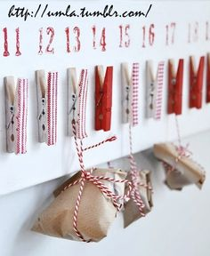 Craft-e-Corner Blog * Celebrate Your Creativity: Glitter & Mod Podge ~ Christmas Clothespin Tutorial