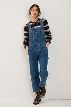 Black Overalls Outfit, Cute Overalls, Overalls Fashion, Womens Denim Overalls, Cute Overall Outfits, Pretty Outfits, Cute Outfits, New Outfits, Overalls