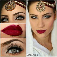 Makeup look! @ lindasteph
