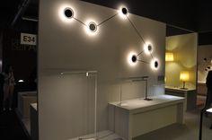Euroluce 2015 Bathroom Lighting, Mirror, Design, Stuff To Buy, Furniture, Home Decor, Bathroom Light Fittings, Homemade Home Decor