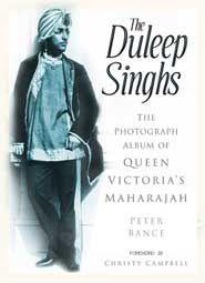 Duleep Singh Photograph Album