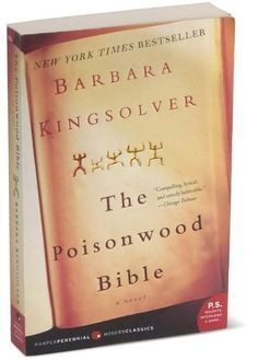 The Poisonwood Bible by Barbara Kingsolver, http://www.amazon.com/dp/B0045VZ6RC/ref=cm_sw_r_pi_dp_kYW6pb08H88BG