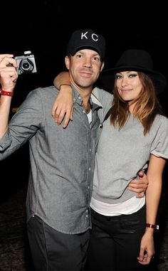 Jason Sudeikis & Olivia Wilde from The Big Picture: Today's Hot Pics! | E! Online