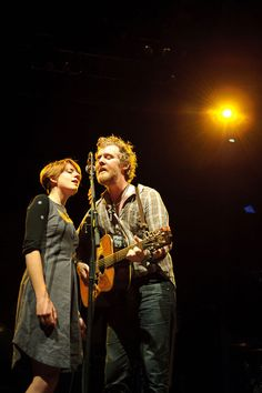 Falling Slowly- amazing.  Saw them in concert at the Greek. . .incredible!