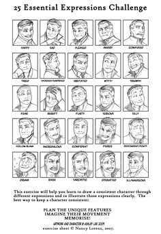 Illustrated-Facial-Expressions-gallery-25-Expressions-Gale-122635102