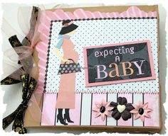 Pregnancy scrapbooking ideas