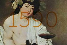 Bacchus by Caravaggio on the History of Seguso