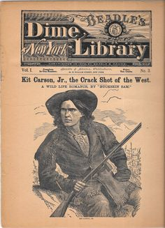 Lot of 9 Vintage Booklets About the Old Wild West And Gunfighters Circa 1883 by TranscaspianUral on Etsy