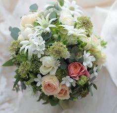 新郎新婦様からのメール : 一会 ウエディングの花