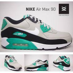 NEW IN. Nike Air Max 90 in Granite  Erhältlich in den Größen 42 (US8,5) bis 46 (US12) Preis: 140,00 €  http://www.sneakerbox.me/NIKE-AIR-MAX-90-LTR-GRANITE  #nike #nikeairmax #airmax90 #airmax #welovenike #nikelove #sneakerbox #sneakerboxseligenstadt #sneakers #sneakerslover #sneaker #sneakerlover #boysinsneakers #sneakersoftheday