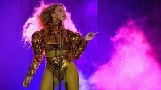 Beyoncé makes triumphant return as Coachella headliner