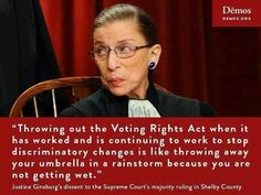 She uses common sense to explain bad policy. | Community Post: 10 Notorious R.B.G. Quotes To Make You Swoon