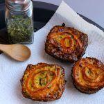 Mini-Quiches Fingidas de Legumes – Dicas de uma dietista