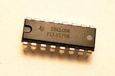 Tutorial sobre PCF8574 e como utilizá-lo com Arduino - Laboratorio de Garagem (arduino, eletrônica, robotica, hacking)