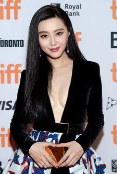 IMDb's coverage of the 2016 Toronto International Film Festival - Bingbing Fan
