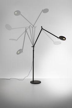 'Demetra Floor Lamp by Artemide. @2Modern'