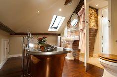 Slaapkamer Woonboerderij Coby : 24 beste afbeeldingen van badkamer schuin dak inspiratie