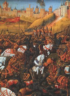 Nur_ad-Din_Zangi ataca Antioquia.