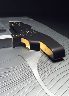 zaha hadid - ordrupgaard museum - copenhagen, denmark - 2001