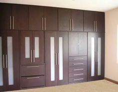 Ideas Bedroom Closet Cabinet Dressers For 2019 Wardrobe Door Designs, Wardrobe Design Bedroom, Wardrobe Closet, Wardrobe Doors, Closet Bedroom, Kitchen Cupboard Designs, Bedroom Cupboard Designs, Bedroom Cupboards, Kitchen Cabinet Styles