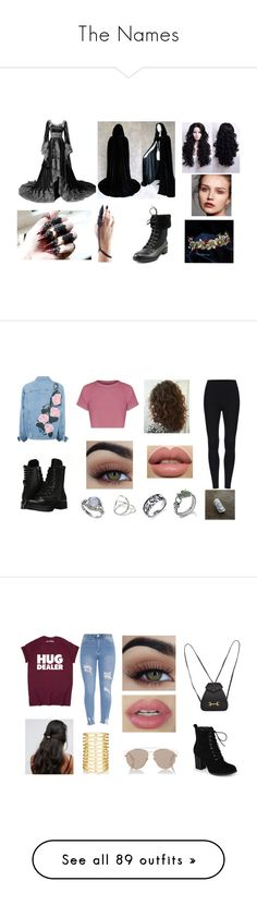"""The Names"" by x1916diamondx ❤ liked on Polyvore featuring Capezio, Belk Silverworks, TAKK, John Hardy, Journee Collection, Gucci, ALDO, Christian Dior, Jules Smith and H&M"
