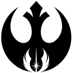 Jedi Rebel Alliance Tattoo ❤ liked on Polyvore featuring accessories and body art